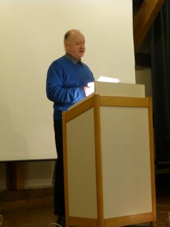 Pfr. Eberhard Hüttmeyer 2020