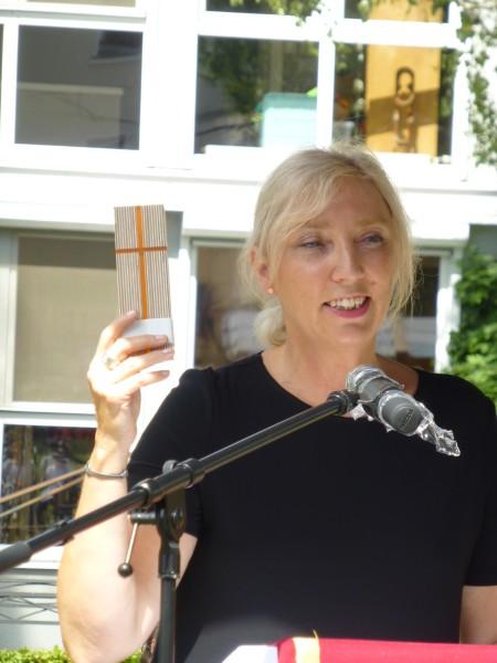 Senior Pfarrerin Birgit Winkler